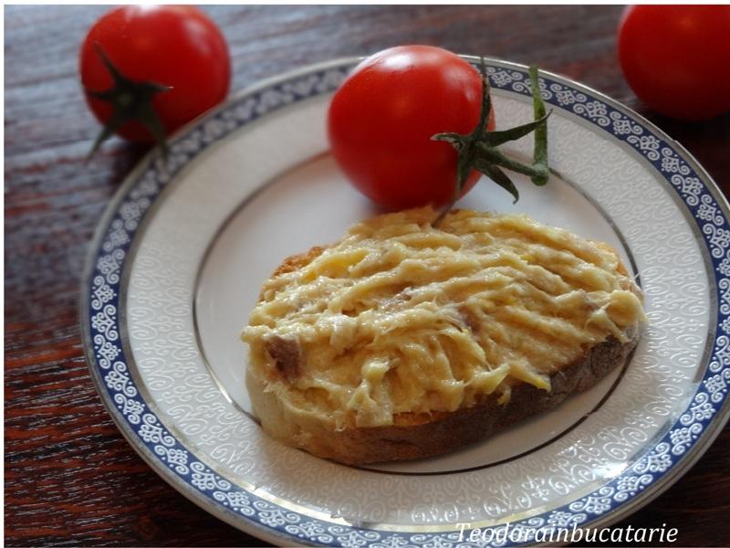 Salata de macrou afumat cu maioneza